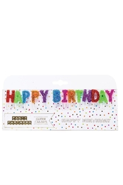 Party Partners Happy Birthday Candles - Product Mini Image