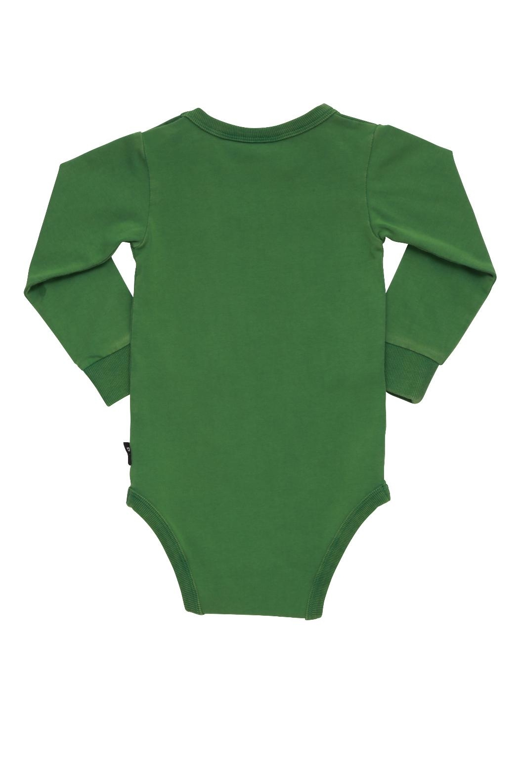 Rock Your Baby Happy Camper Bodysuit - Front Full Image