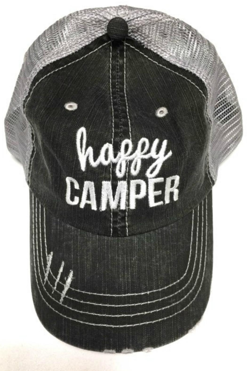Imagine That Happy Camper Hat - Main Image