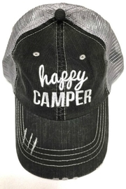 Imagine That Happy Camper Hat - Front cropped