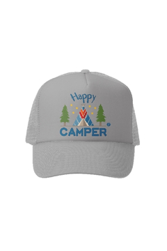 Grom Squad Happy Camper Trucker Hat - Product List Image