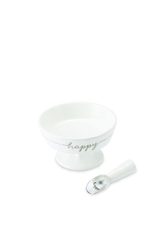 Mud Pie Happy Candy Dish - Product Mini Image