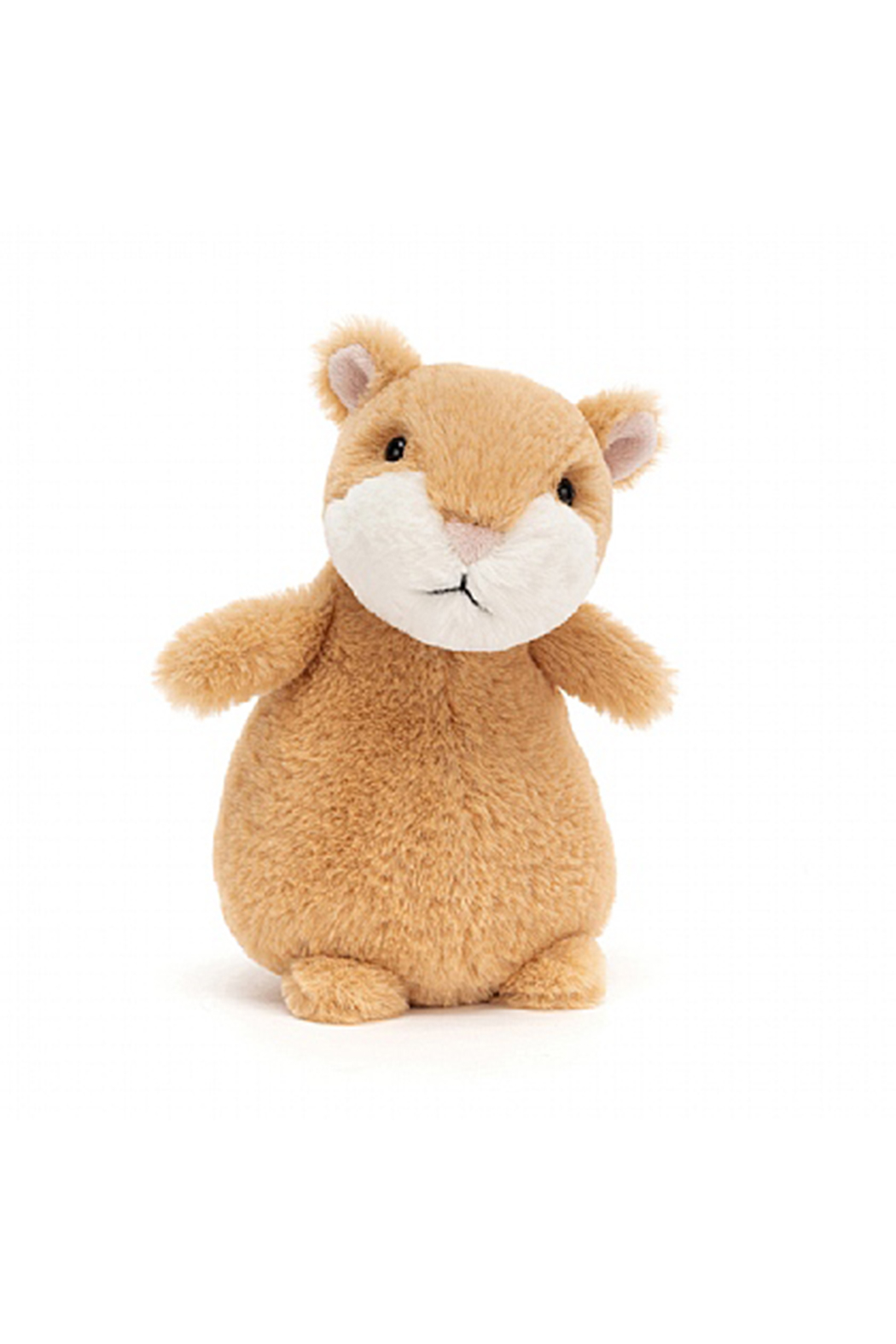 Jellycat  Happy Cinnamon Hamster - Front Cropped Image