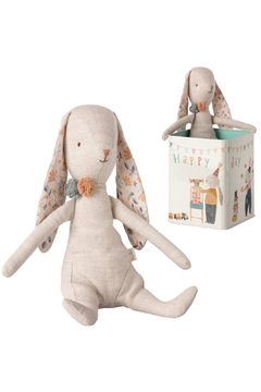 Maileg Happy Day Bunny In A Box Medium - Product List Image