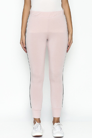Happy Days USA Millennial Pink Jogger Pants - Front full body
