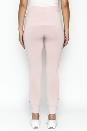 Happy Days USA Millennial Pink Jogger Pants - Back cropped