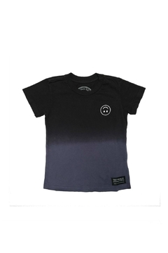 TINY WHALES Happy Embroidered Tee - Alternate List Image