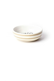 Coton Colors Happy-Everything Dipping Bowl - Front full body