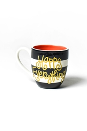 Coton Colors Happy Everything Mug - Front cropped