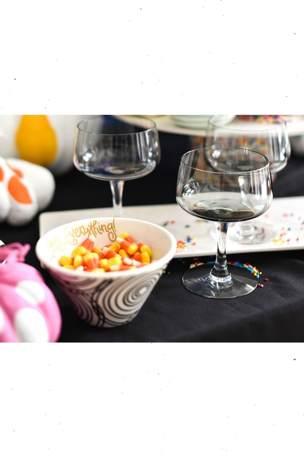 Coton Colors Happy-Everything Small Bowl - Side Cropped Image