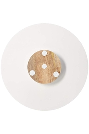 Mud Pie Happy-Everything Spinner Plate - Side cropped