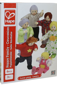 Hape Happy Family - Alternate List Image