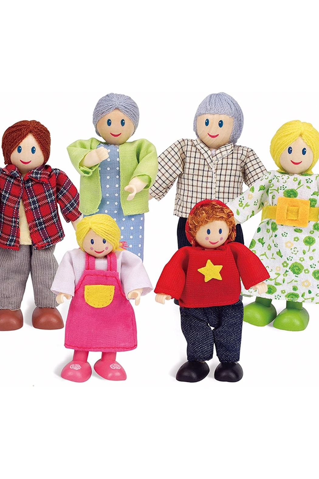 Hape Happy Family - Front Cropped Image