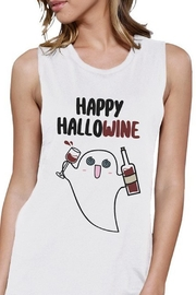 Wild Lilies Jewelry  Happy Hallowine Tank - Product Mini Image