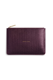 Katie Loxton Happy Hour Perfect Pouch - Product Mini Image