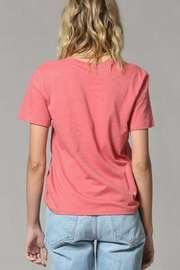 Blank Paige Happy Mama Tee - Back cropped