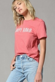 Blank Paige Happy Mama Tee - Side cropped