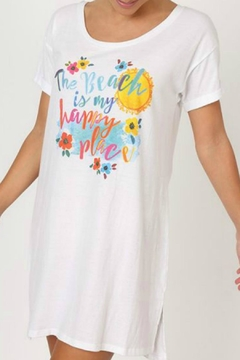 Natural Life Happy Place Nightshirt - Alternate List Image