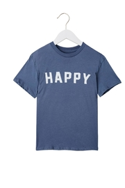 SPIRITUAL GANGSTER Happy Tee - Front cropped