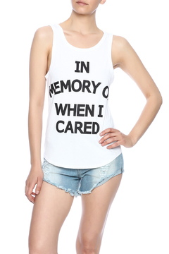 Shoptiques Product: Memory Graphic Tank
