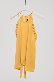 Mine Happy Yellow Top - Product Mini Image