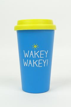 Happy Jackson  Wakey-Wakey Travel Mug - Product List Image