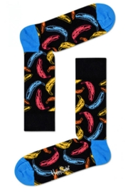 Happy Socks : Andy Warhol Banana Socks - Product Mini Image