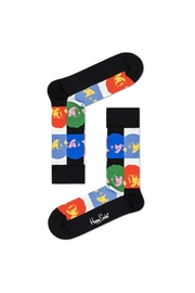"Happy Socks Beatles ""All Together Now"" - Product Mini Image"