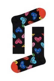 "Happy Socks ""Keith Haring Hearts"" - Product Mini Image"