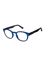 The Birds Nest HARBOR BLUE BLULITE COURIER GELS +1.25 SCOJO READING GLASSES - Product Mini Image