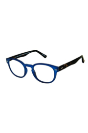 scojo HARBOR BLUE BLULITE COURIER GELS +1.50 SCOJO READING GLASSES - Product Mini Image