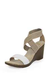 Charleston Shoe Co. HARBOR WEDGE SANDAL - Product Mini Image