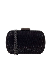 JNF Hard Crystal Clutch - Front cropped