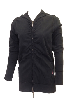 Hard Tail Double Zip Hoodie Jacket - Product List Image