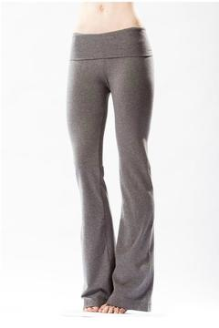 Hard Tail Forever  Bootleg Flare Rolldown Pants - Product List Image