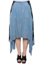 Hard Tail Forever  Shibori Frolic Skirt - Product Mini Image