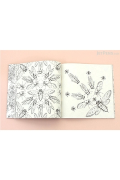 Hardie Grant Wildflowers Coloring Book - Alternate List Image