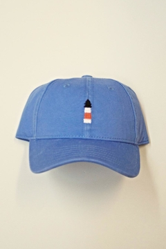 Harding-Lane Embroidered Lighthouse Hat - Product List Image