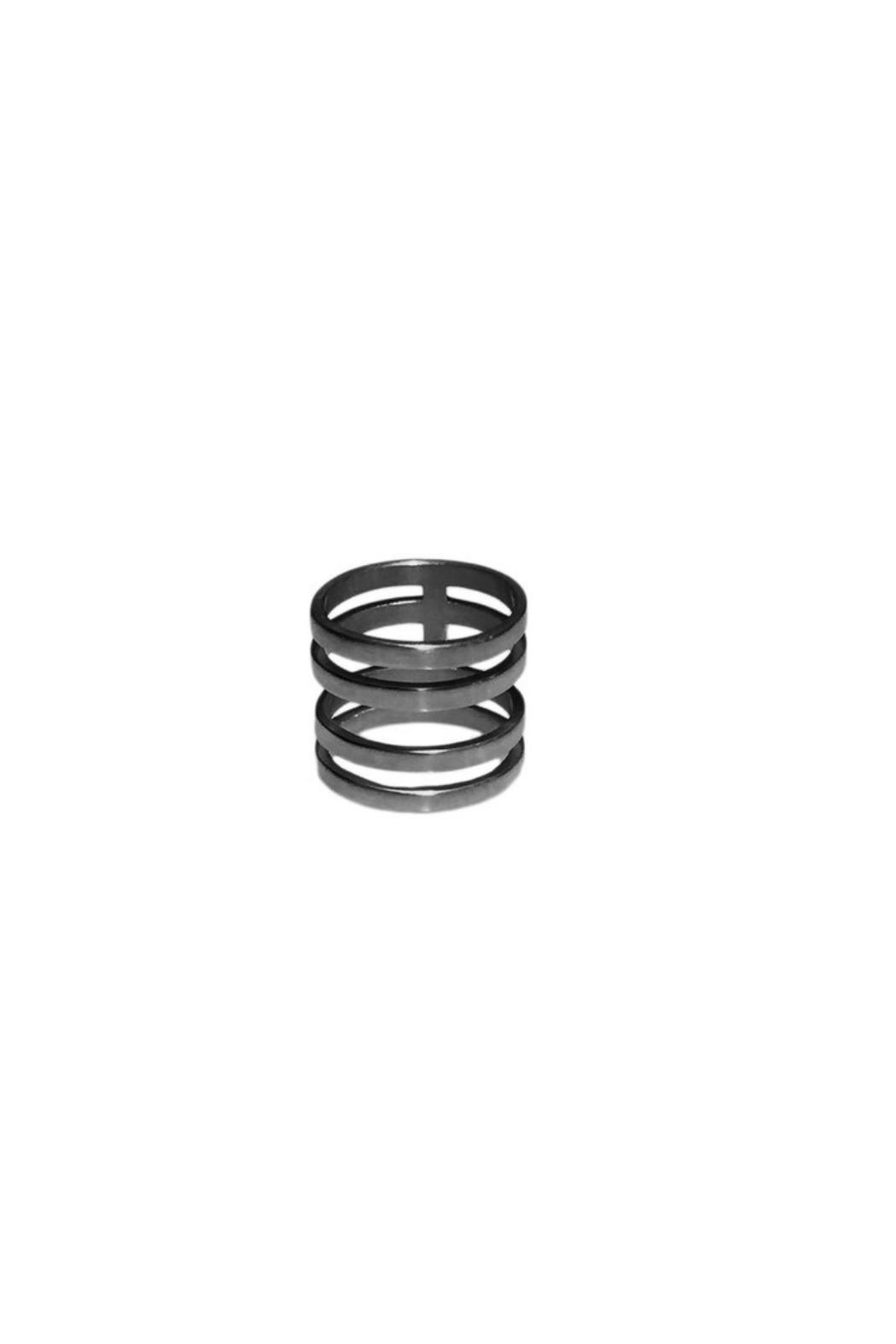 Hardt Jewelry Dual Equal Ring - Main Image