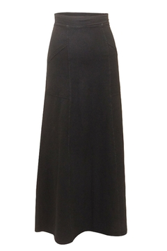 Shoptiques Product: Hardtail Angle Pocket Long Skirt RAC-18