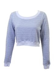 Hard Tail Hardtail Cropped Sweater TWIG-05 - Product Mini Image