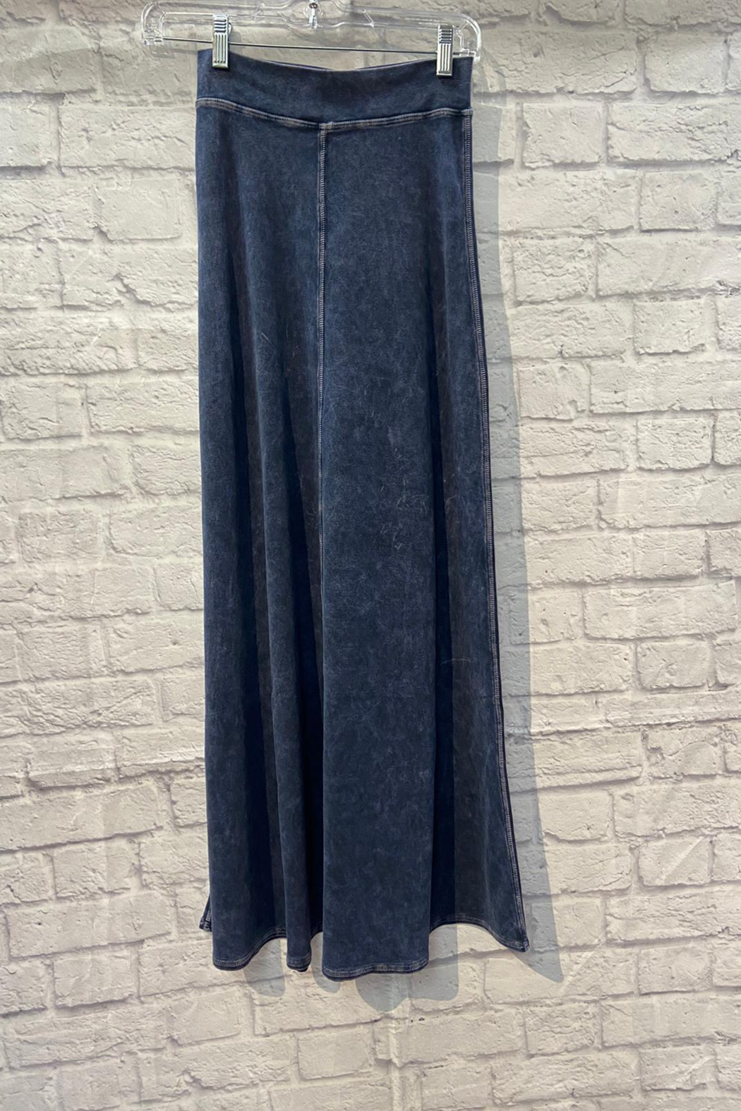 Hardtail Flat Waist Sweep Maxi skirt - Front Cropped Image