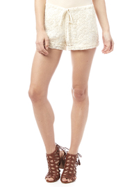 Hardtail Forever Forever Lace Shorts - Product Mini Image
