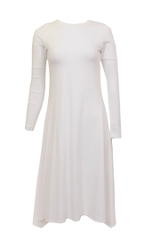 Hard Tail Hardtail Handkerchief Dress MF42 - Front cropped