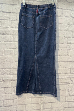 Hardtail Jean Style Maxi with Back Insert - Alternate List Image