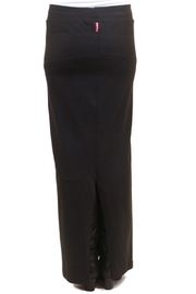 Hard Tail Hardtail Long Cotton Skirt W-544 - Side cropped