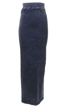 Hard Tail Hardtail Long Inset Pencil Skirt (W-662) - Product List Image
