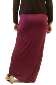 Hard Tail Hardtail Modal Maxi Skirt SIR-12 - Front full body