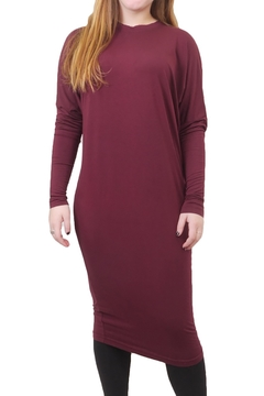 Shoptiques Product: Hardtail Modal Slouch Dress SIR-79
