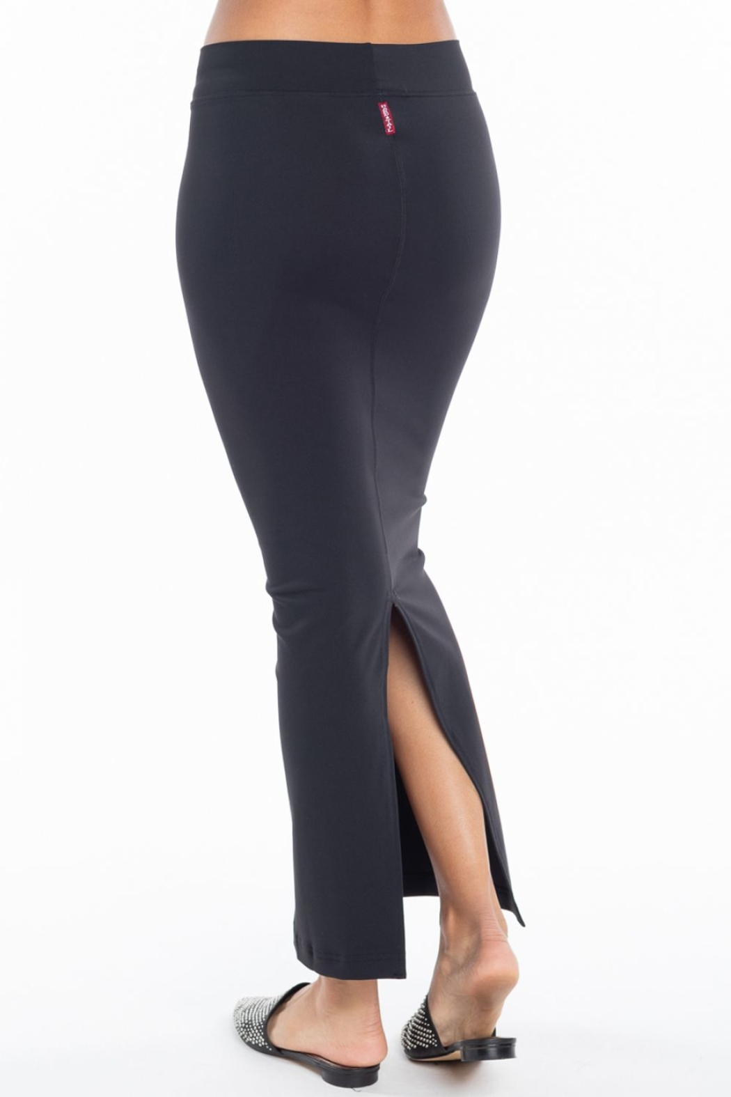 Hard Tail Hardtail Pencil Skirt SUP-19 - Front Full Image